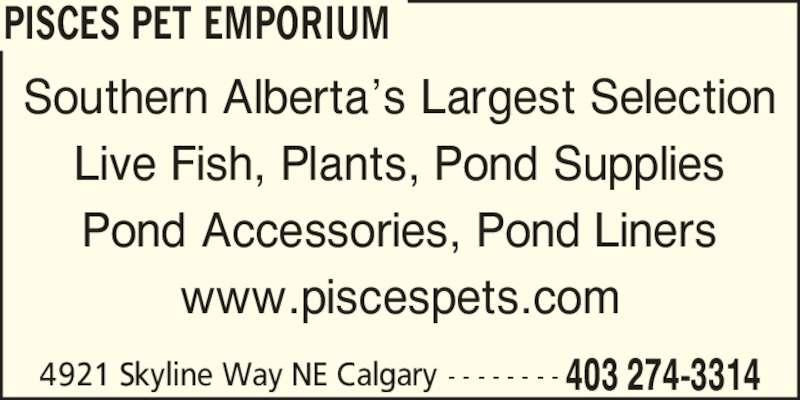 Pisces pet emporium coupons