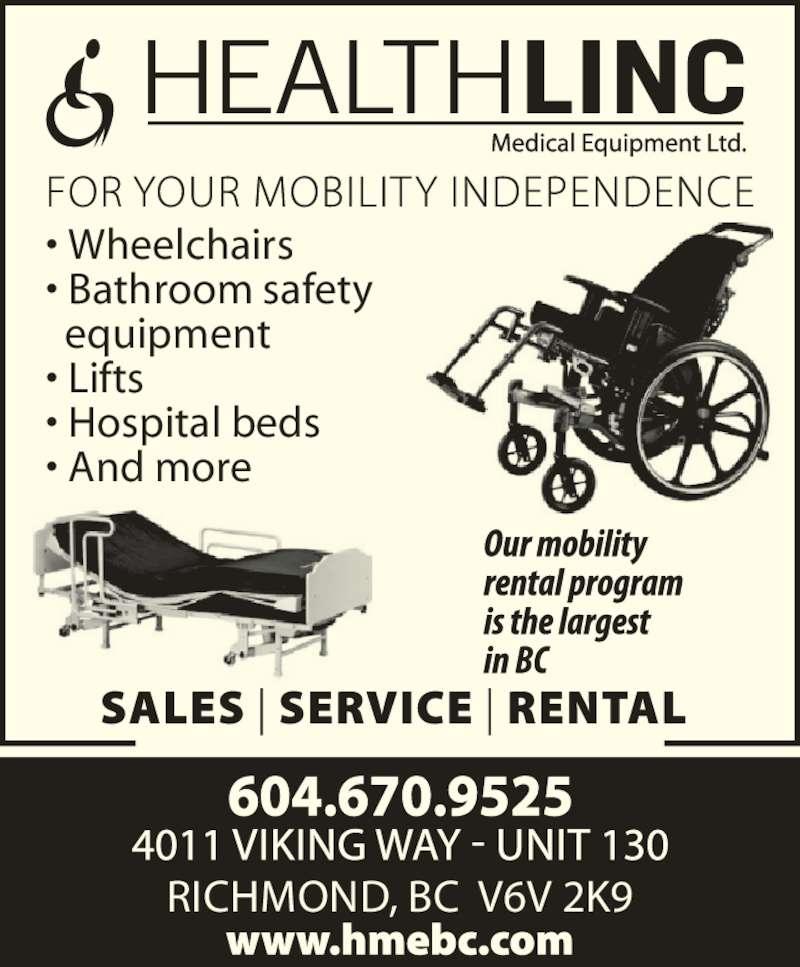Health Care Supplies Richmond Bc