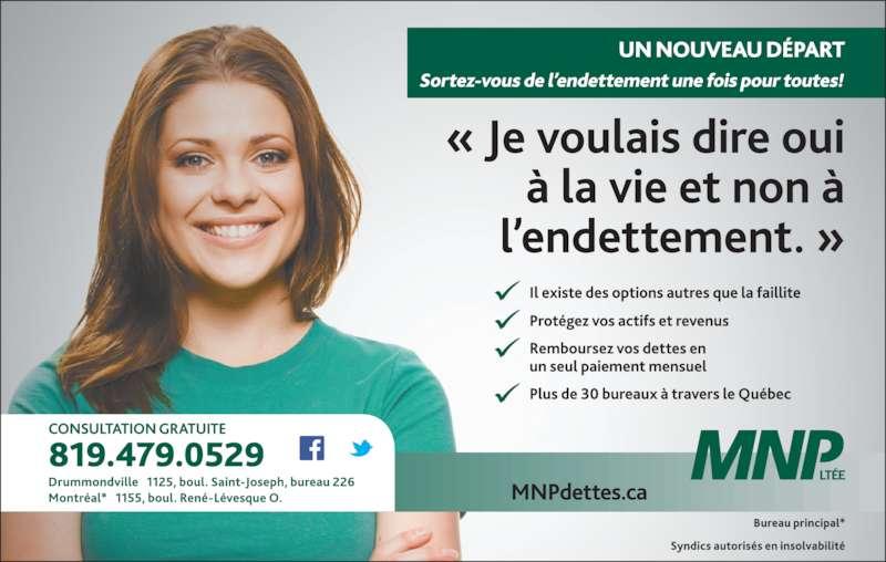 MNP Ltée (819-479-0529) - Annonce illustrée======= -