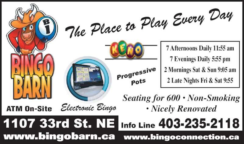 Bingo Barn Calgary