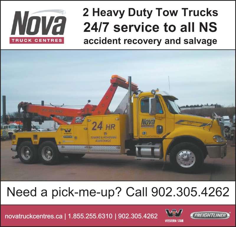 Nova Truck Centres (902-895-6381) - Display Ad -