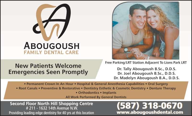Ads Abougoush Professional Corp
