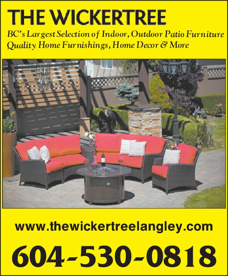 Wickertree Patio Furniture Solution