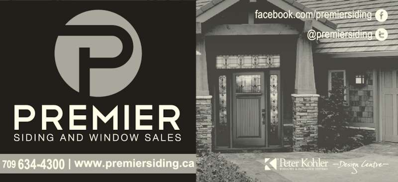 Premier Siding Amp Window Sales Ltd Corner Brook Nl 2