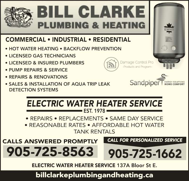Consumer Awareness Aids Cpo Sales And Prices: Bill Clarke Plumbing & Heating