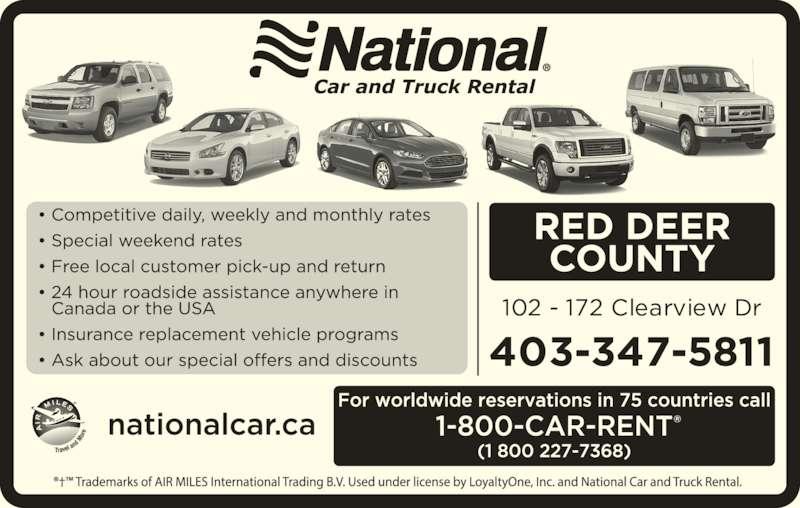 National Car Rental Quebec City