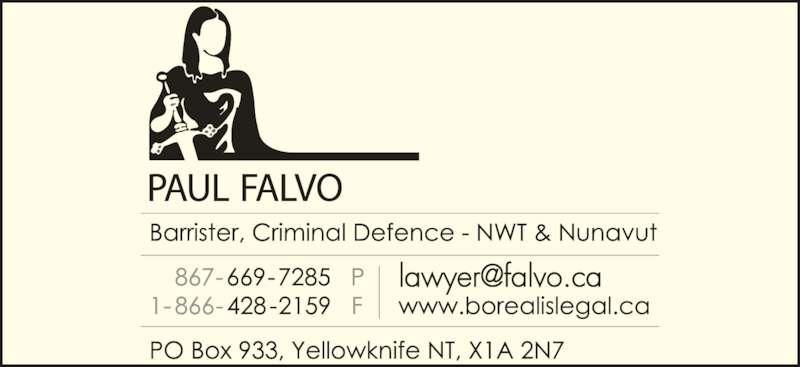 Falvo Paul A (8676697285) - Display Ad -