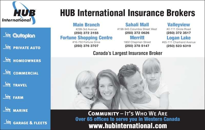 Insurance Broker Kamloops