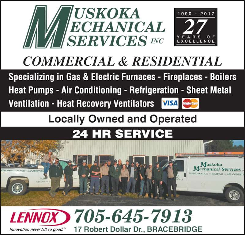 Muskoka mechanical services inc bracebridge on 17 for 24 hour tanning salon near me
