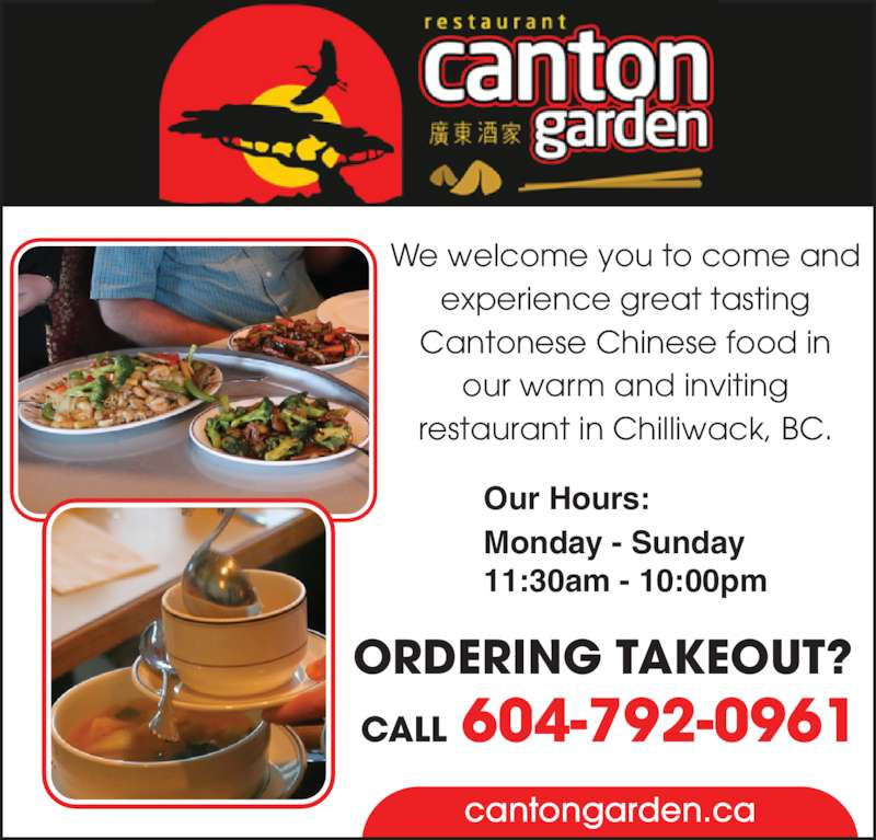 Canton Garden Chinese Food