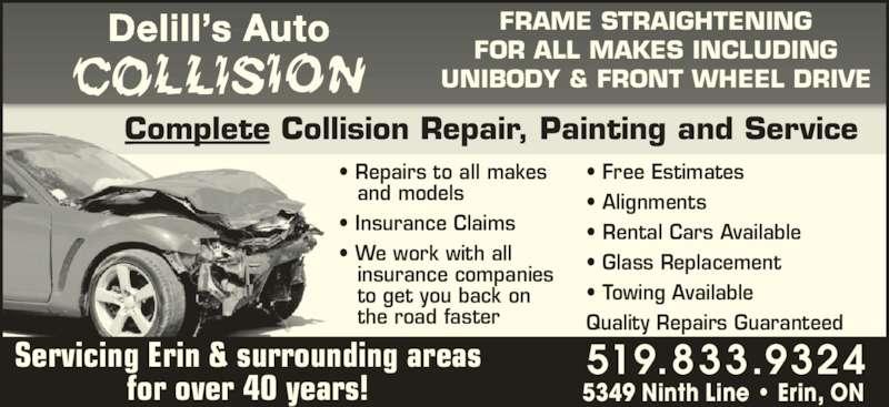 Auto body repair shops around me 12
