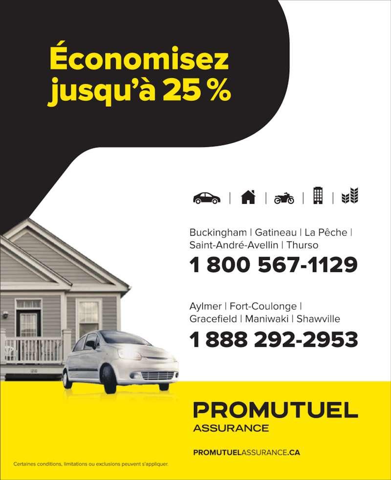 Promutuel Assurance La Vallée (8196472953) - Annonce illustrée======= -