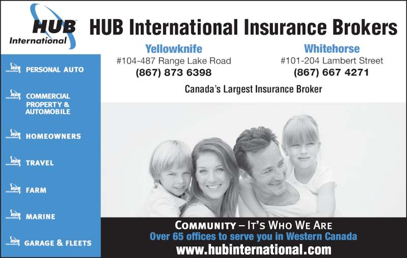 Insurance Broker Yellowknife