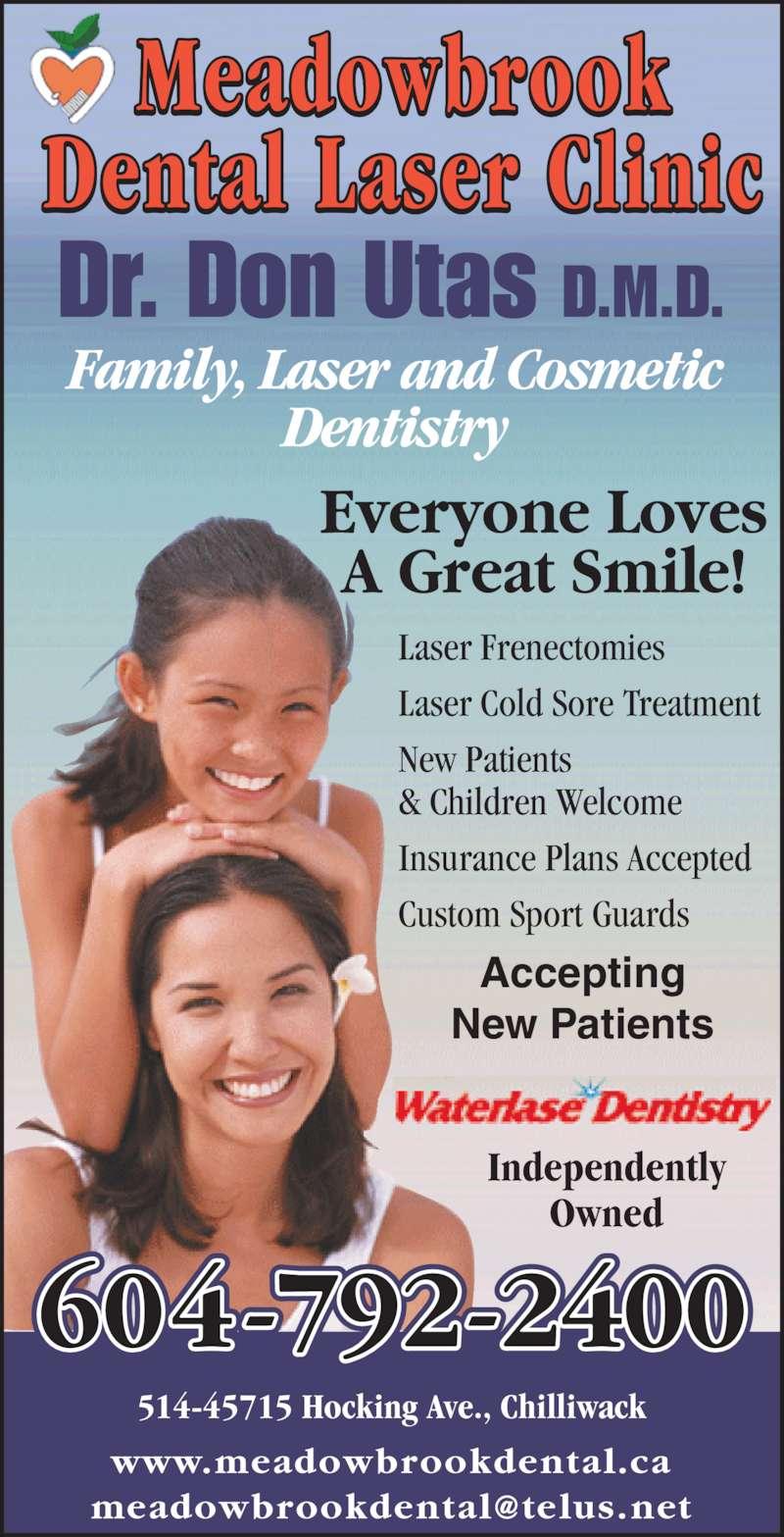 ad Meadowbrook Dental