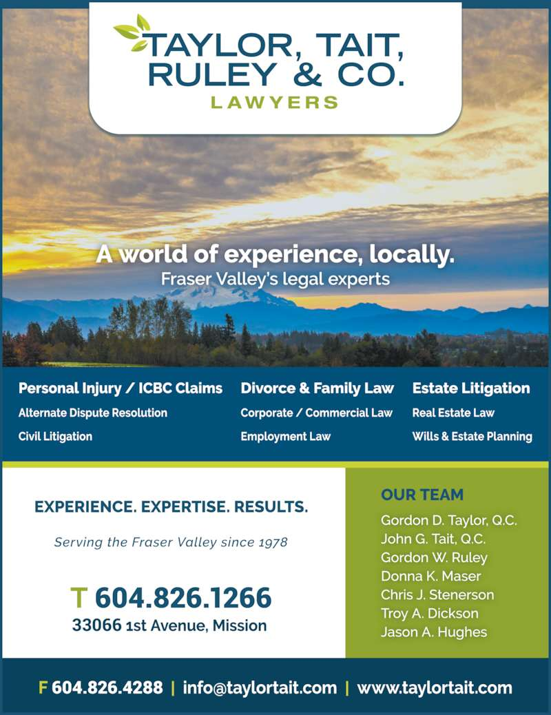 Taylor Tait Ruley (6048261266) - Display Ad -