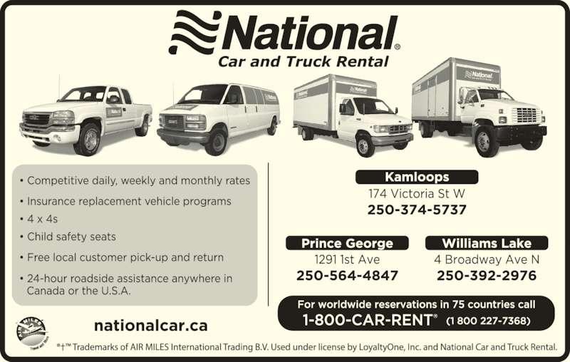 National Car Rental Emerald Club Europe