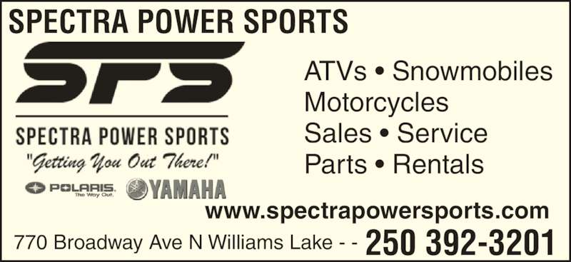 Ads Spectra Power Sports