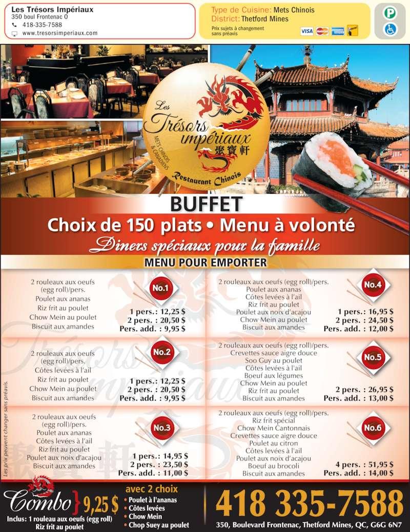 Restaurant Chinois Ottawa