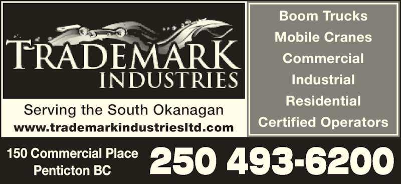 Trademark Industries Ltd Opening Hours 150 Commercial