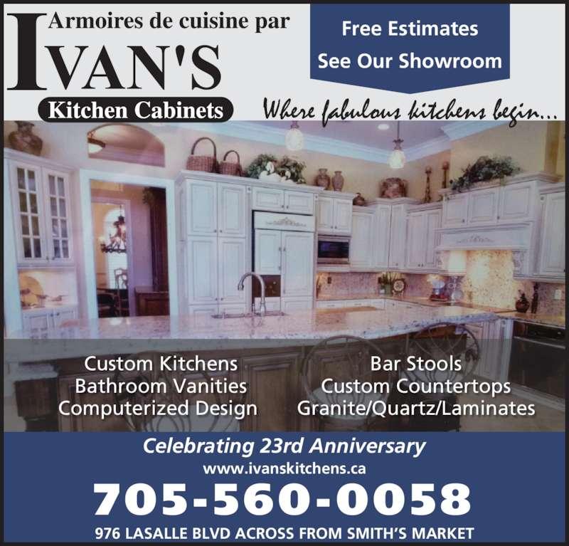 Ivan's Kitchen Cabinets