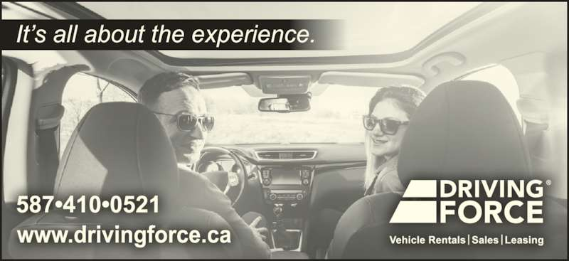 Driving Force Car Rental Reviews