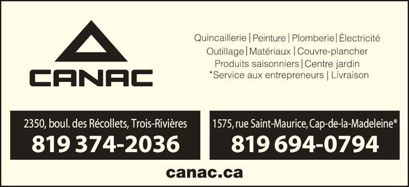 ad Canac-Marquis Grenier