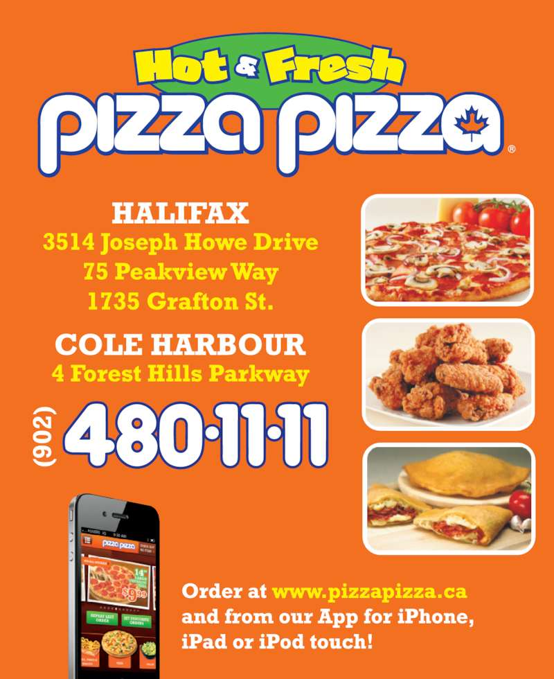 Pizza Pizza (9024801111) - Display Ad -