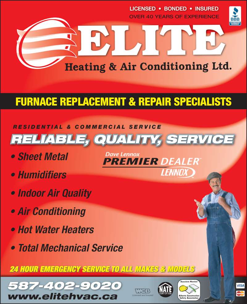 Elite Heating Amp Air Conditioning Ltd Opening Hours