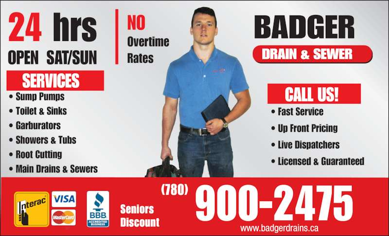 ad Need A Plumber Canada