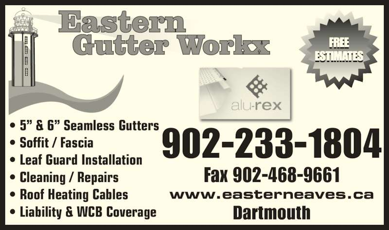 Eastern Gutter Workx Opening Hours Po Box 38044