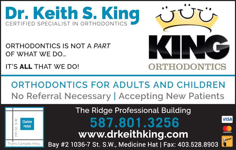 King Orthodontics (4035268900) - Display Ad -