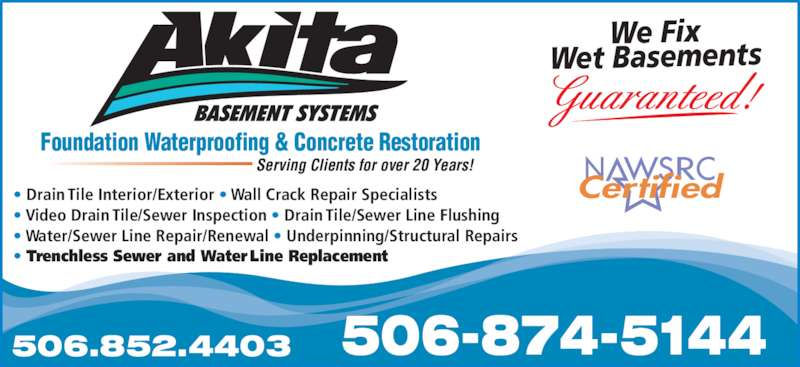 Akita Basement Systems Opening Hours Rr 7 Lcd 1
