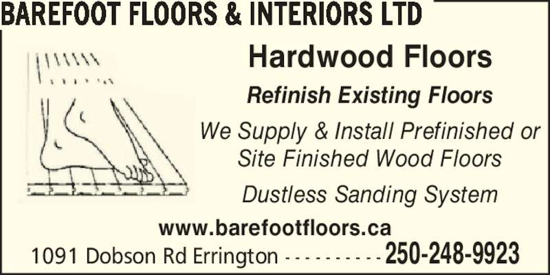 ad Barefoot Floors & Interiors
