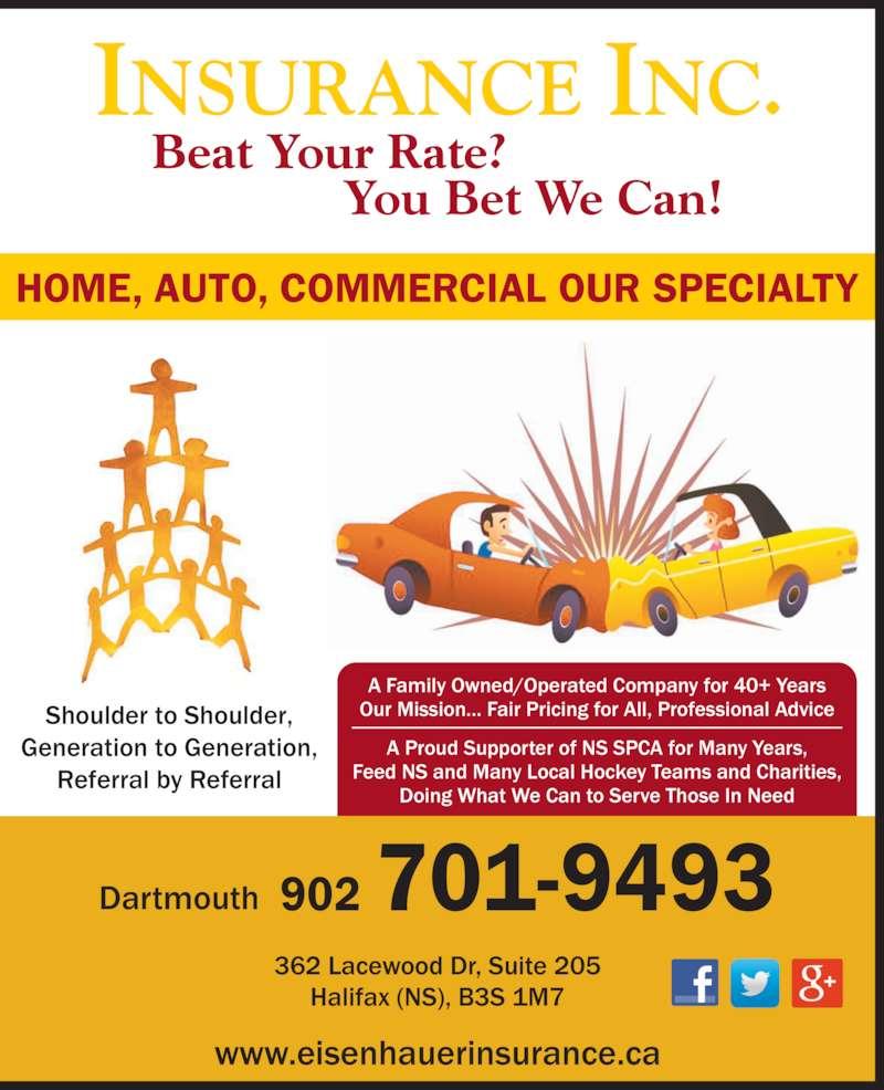Halifax Car Insurance Broker