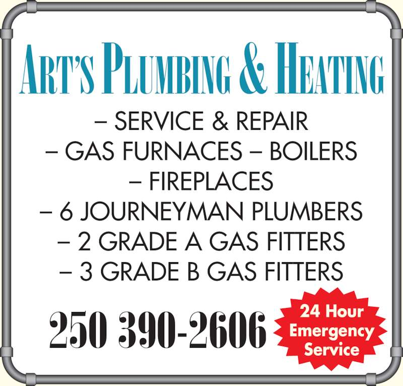 Art 39 s plumbing heating nanaimo bc 6896 doumont rd for 24 hour tanning salon near me
