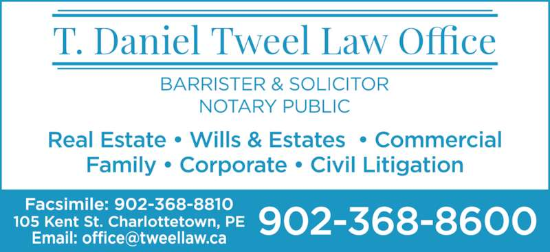 Tweel T Daniel (9023688600) - Display Ad -