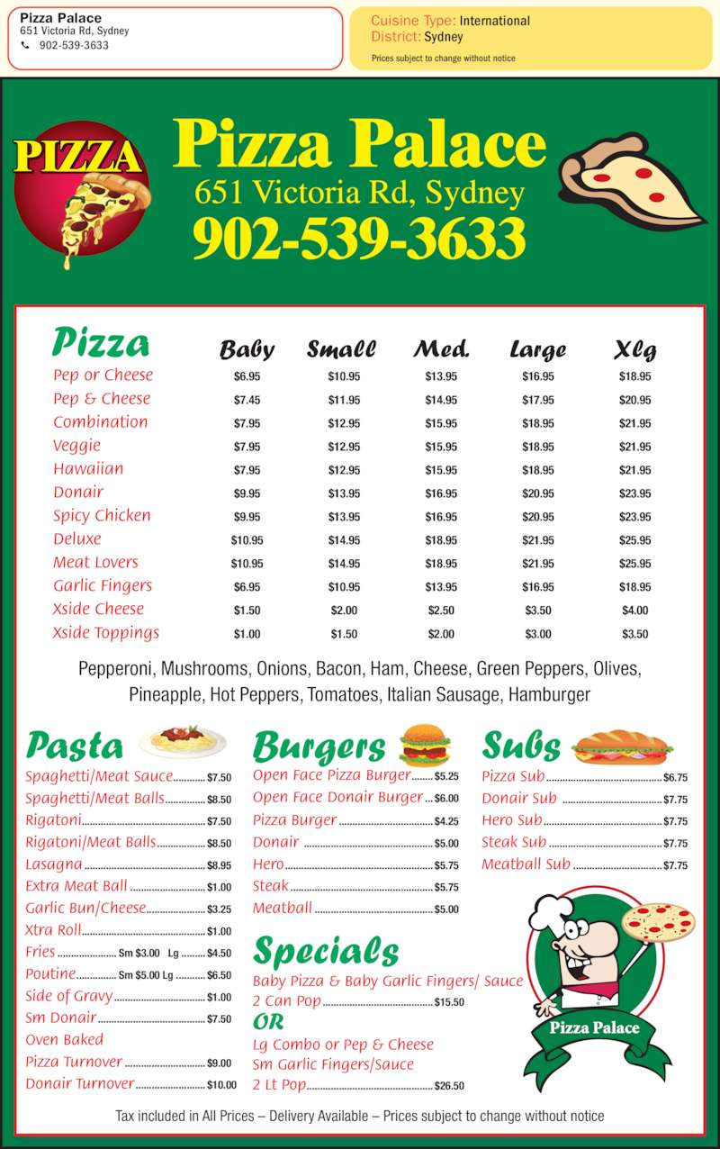 Food Delivery Sydney Ns