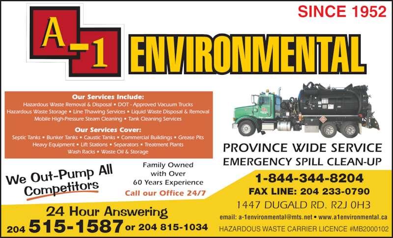 A1 Environmental Services
