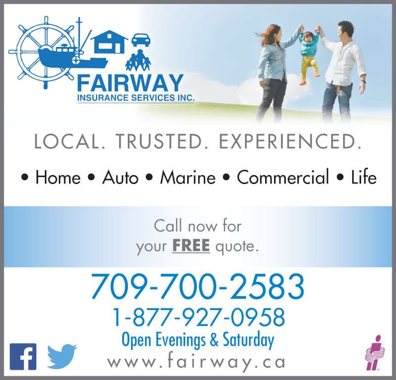 Home Auto Insurance Quotes Online: Fairway Insurance Services Inc