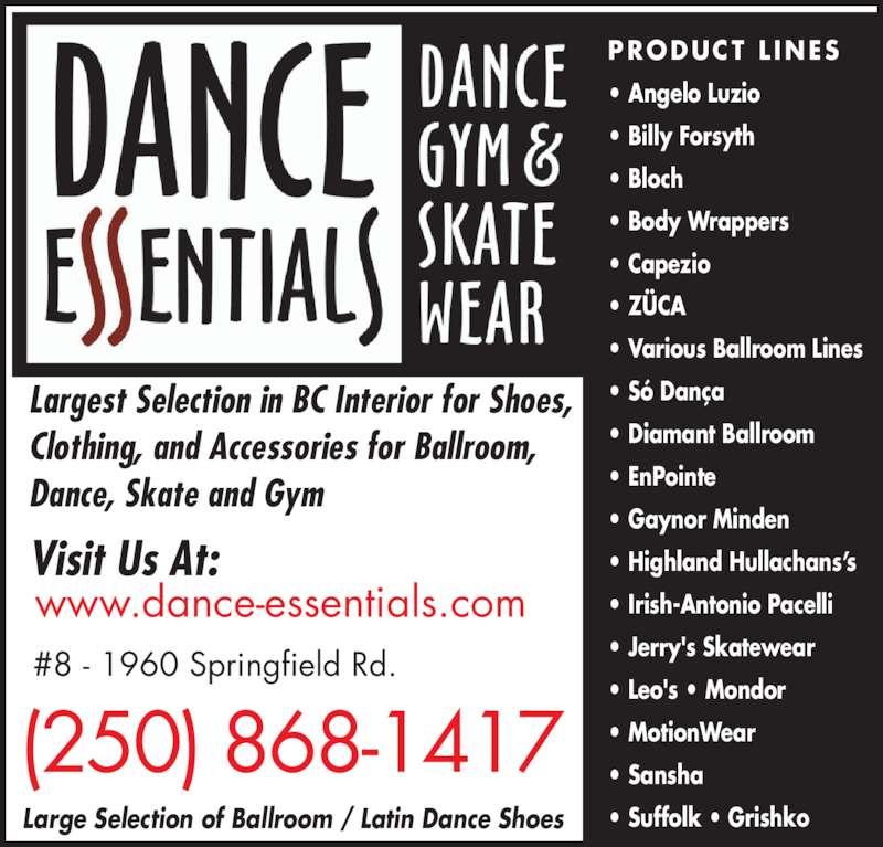 Ballroom Dance Shoes Kelowna Bc