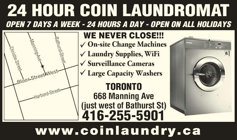 Hour Coin Car Wash Calgary