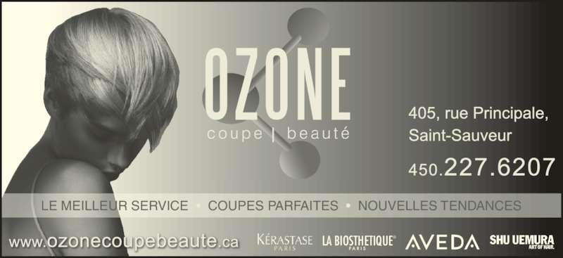 Ozone Coupe Beauté (4502276207) - Annonce illustrée======= - LE MEILLEUR SERVICE  ?  COUPES PARFAITES  ?  NOUVELLES TENDANCES LA BIOSTHETIQUE?
