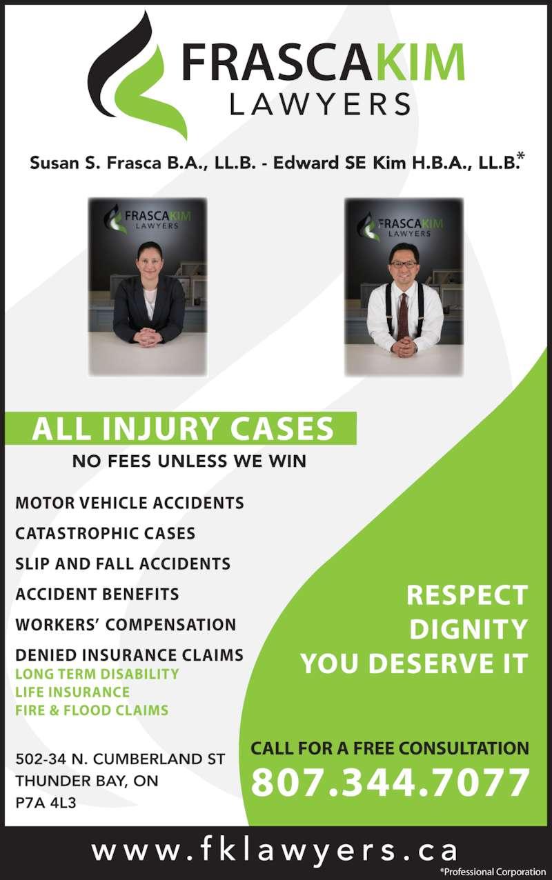 Personal Injury Lawyer Halifax