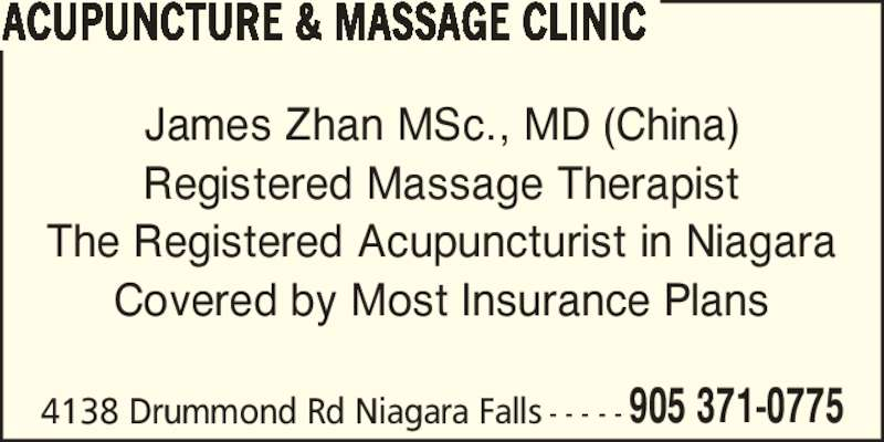 ad Acupuncture & Massage Clinic