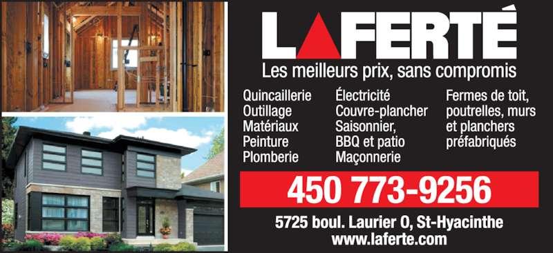 Centre De Rénovation Laferté (4507739256) - Annonce illustrée======= -