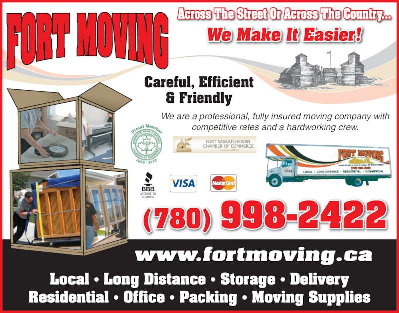 ad Fort Moving
