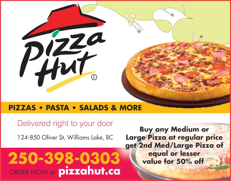 Pizza Hut - Saskatoon - phone number, website, address & opening hours - SK - American Restaurants, Restaurants, Pizza & Pizzerias. Pizza Hut invites you to their establishment. This eatery cooks a fast food menu and a variety of pizzas for less than $