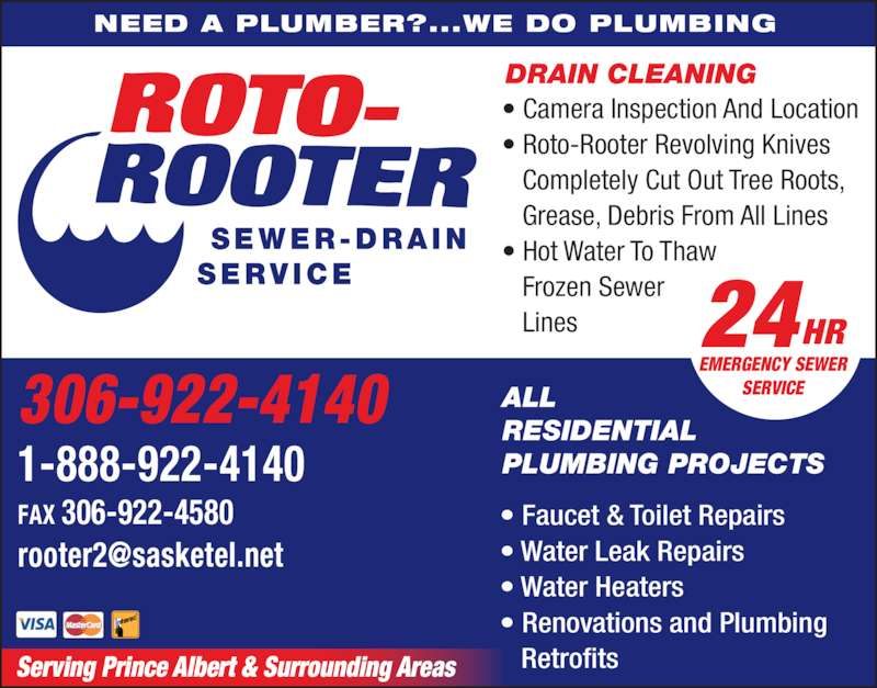 Roto Rooter Sewer Amp Drain Cleaning Opening Hours 573