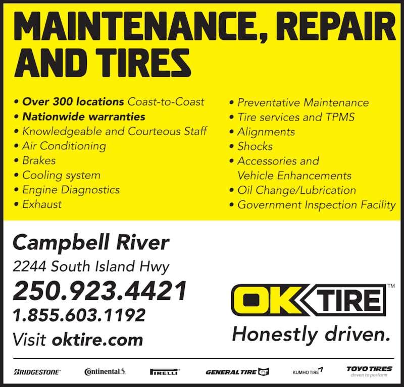 ad OK Tire