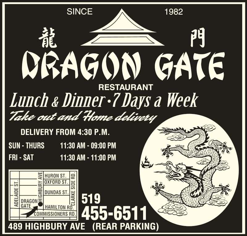 Dragon Express Chinese Food Ottawa